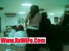 HORNY HIJAB KHALIJI GROUP DANCE xxwife