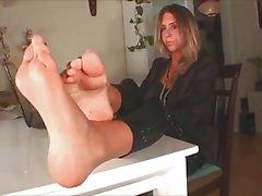 foot fetish milfs tonåringar