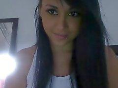 grandi tette dilettante webcam assolo brunetta