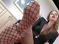 ayak fetişi milfs çorap