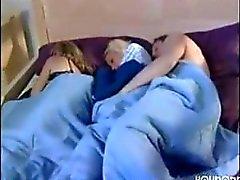 omituisuus naisen - friendly tabu fetissi nukkuva
