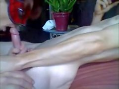 amateur blowjob sperma -in- maul old-pov