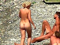 nudista nude- praia de - spycam realmente amador