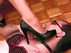 foot fetish mul dyrkan