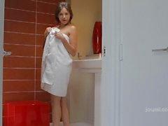 shyla jennings solo mastürbasyon duş
