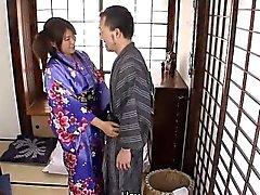 Beautiful Japanese honey Nene Nagasawa is ready for some