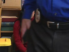 ShopLyfter - LP Officer Humiliates Clever Teen Thief