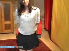 amateurlapdancer dilettante ceco adolescente 18anni - strip