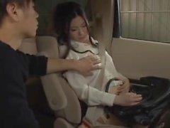 japonés asiático japanese- adolescentes japonés belleza automóvil - el sexo