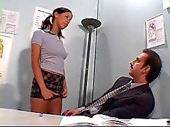Teacher Gets Fucked Her Student Ass,by Blondelover