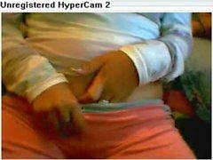mi novia en webcam