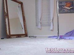 Lelu Love-WEBCAM: Vibrator Masturbation Then More BTS Mastur