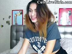 Live Chat Innocent Babe Fisting Ep1