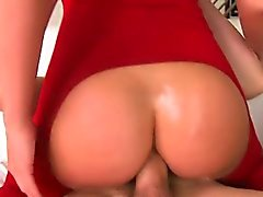 Busty Maya And Ivana Riding And Taking Hard Anal