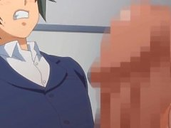 HD hentai footjob tighjob handjob compilation