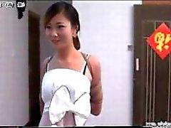 träldom lina - träldom asiatisk fetisch