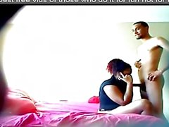 HomeGrownFlix com Cheating bbw getting fucked & swallowing nut! Ebony Sextapes