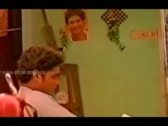 Shakeela Hot Cleavage Scene when House Cleaning