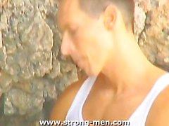 homosexuell muskel muskulös hunks gruppe