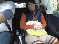 japonés asiático juguete del sexo consolador coche sexo