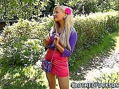 blondine europäisch hardcore