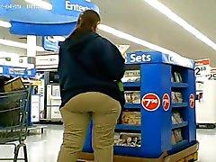 candid big butt milf