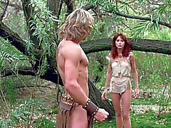 Tanya Roberts, Linda Smith - The Beastmaster