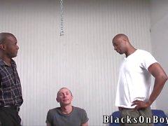 big cock blowjob interracial hardcore schwarz