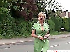 Awaite you on milf-meet - Naughty English Wife Her