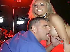 blondine blowjob doggystyle