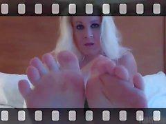 bdsm femdom fetiche por pés pov meias
