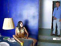 tonåringar brunett insertioner 18