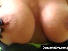 deuxma'dan deauxmalive anne büyük büyük göğüsler