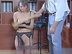 Tettona italiana close up blowjob