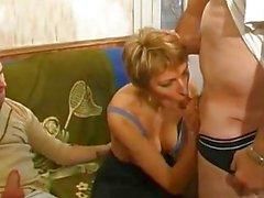anal francés orgía maduro