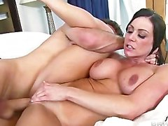 Kendra drilled hard