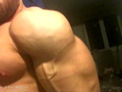 Hot Muscle Men flexing and Showing their Cock and Ass