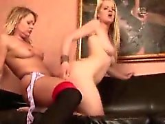 Kelly Leigh And Anita Blue
