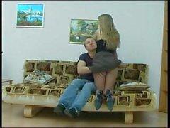 russisch kousen amateur nylon