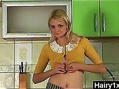 amateur bébé blond