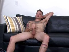 ActiveDuty Solo Straight Military Guy Masturbates For You