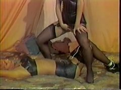 TV's Bound In Rubber (Vintage VHS)