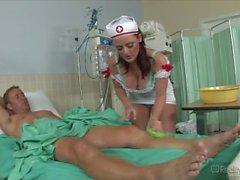 Sophie Dee - Big Breasted Nurse