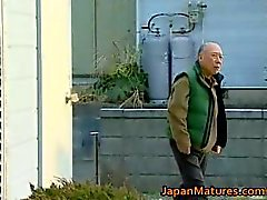amatör asiatisk stora tuttar