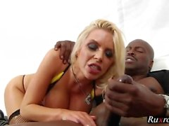 Nina Elle Interracial HD