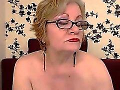 amateur grandes tetas rubia grasa abuelita