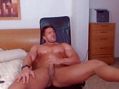 гей любительский мастурбирует мастурбация