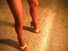 amador fetiche por pés lingerie
