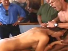 Italian American Housewife Tries Swinging