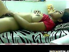 Cute Indian Girl Masturbating At Home